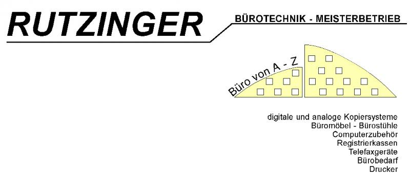 Rutzinger Bürotechnik